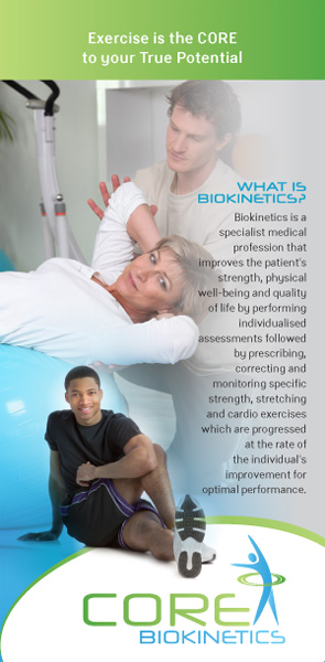 Core Biokinetics flyer