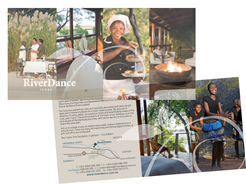 River Dance flyer