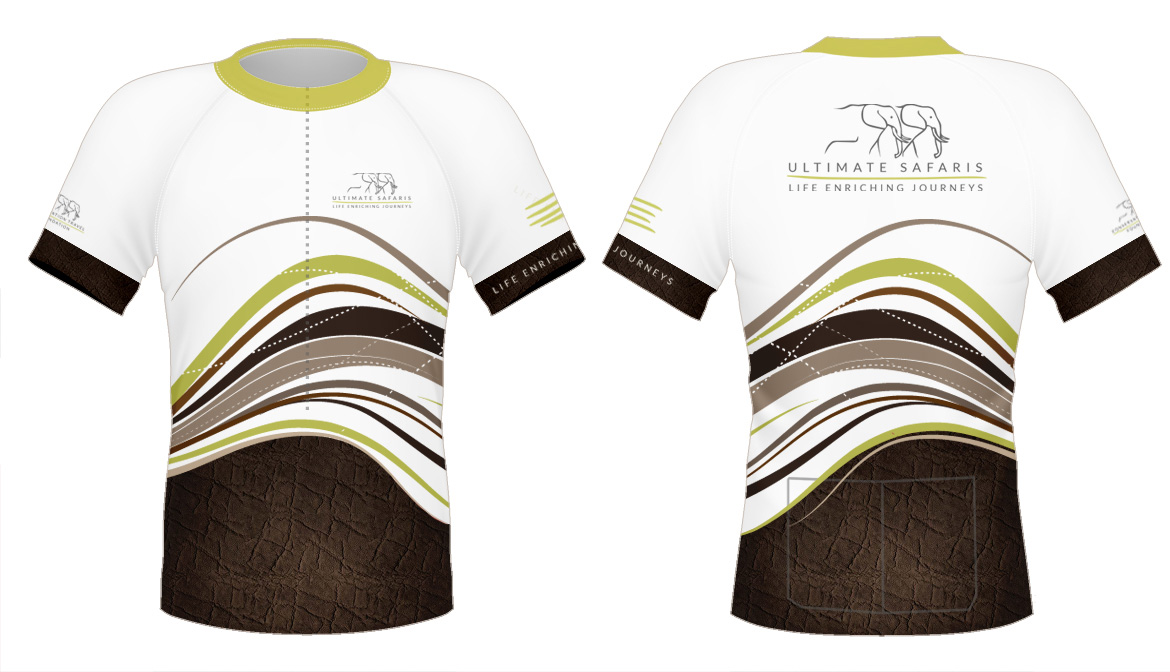 Ultimate Safaris cycle top
